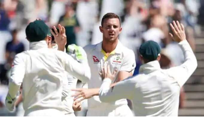 The Ashes 2019: Josh Hazlewood strikes as Australia look to retain Ashes against England