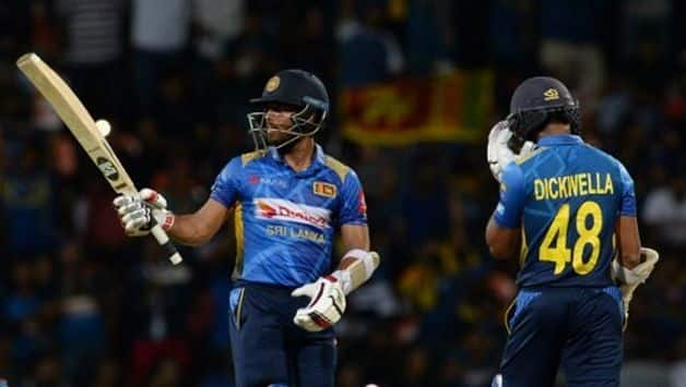 1st T20I: Mendis quickfire fifty powers Sri Lanka to 174/4