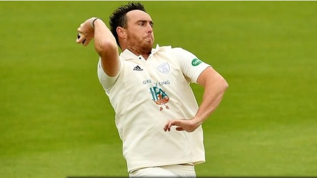 County Championship: Kyle Abbott records best figures in first-class cricket since Jim Laker's 19/90 in 1956