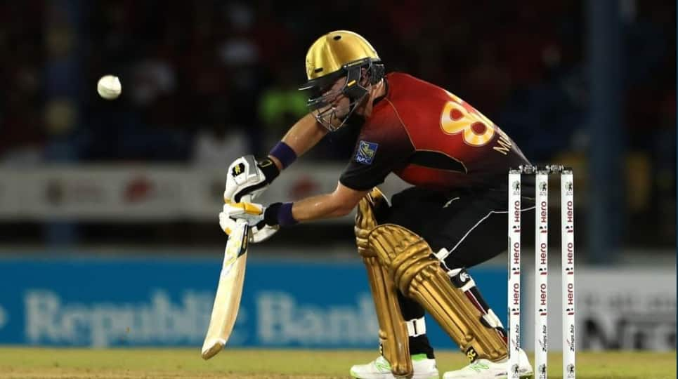 CPL 2019: Colin Munro;s blasting innings takes Trinbago Knight Riders to 4th win; Beat Jamaica Tallawahs by 41 runs