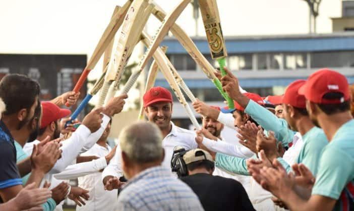 BAN vs AFG: Mohammed Nabi retires from test cricket, Rashid Khan dedicated MOM to nabi