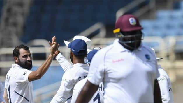 Mohammed Shami third-fastest Indian pacer to 150 Test wickets