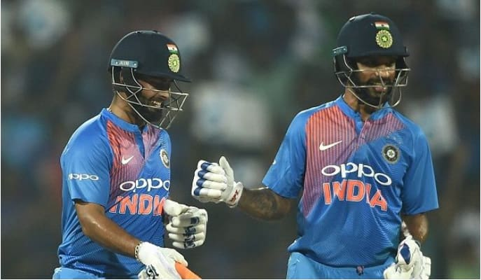 Shikhar Dhawan lends sopport to Rishabh Pant; Says MS Dhoni understands when he should retire