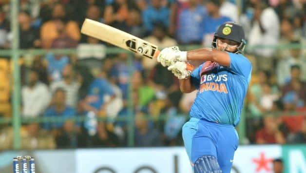 Indian Team management should send Rishabh Pant down the order To bring back his morale: VVS Laxman