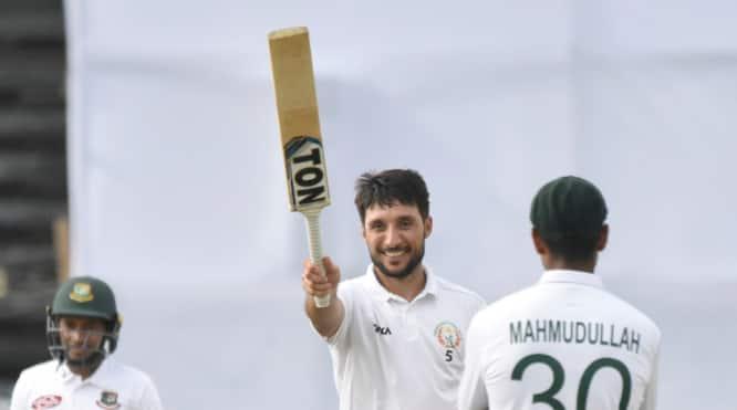 Chattogram Test, BANvAFG: Rahmat Shah hits century as Afghanistan to 271/5 against Bangladeshon on Day 1