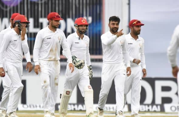 Ban vs AFG: Rashid khan stars as Afghanistan is 4 wicket away from historic test victory