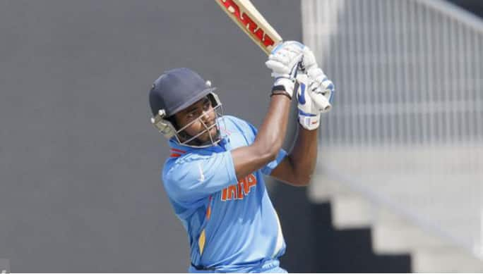 5th unofficial ODI: Sanju Samson, Shikhar Dhawan hits half centuries as India A to Score 204/4 against South Africa A