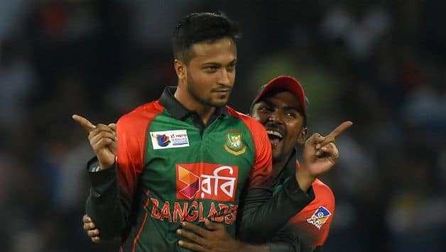 Shakib Al Hasan allowed to play in Caribbean Premier League after receiving NOC from BCB