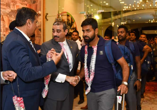 Sri Lanka Cricket Team Gets Security like Presidesnts in Pakistan