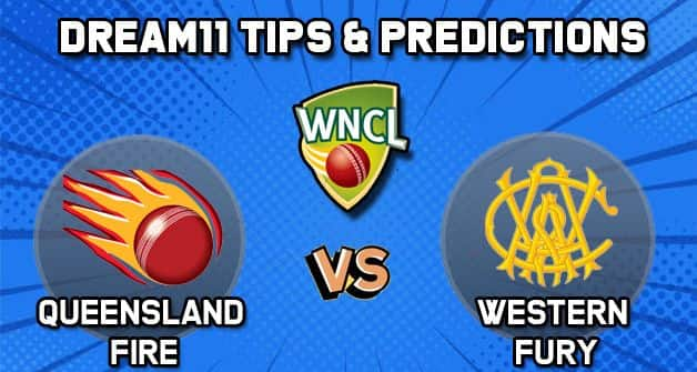 QUN-W vs WF-W Dream11 Team Queensland Fire vs Western Fury Match 1 WNCL 2019-20 Aussie Womens ODD – Cricket Prediction Tips For Today's Match at Brisbane