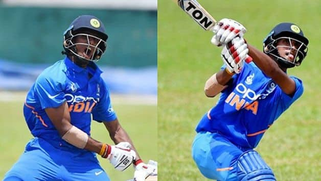 Youth Asia Cup: Hundreds for Azad and Varma as India thump Pakistan