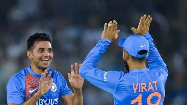 Easy to bowl in death overs: Deepak Chahar