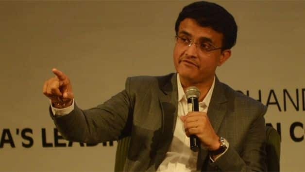 Ethics officer Jain instructs BCCI to be stern regarding Sourav Ganguly's conflict of interest case