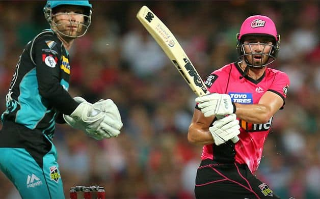 BBL: Sydney Sixers sign James Vince