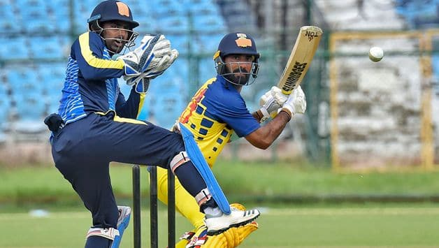 Vijay Hazare Trophy 2019-20, Round 2, Group C wrap: Wins for Tamil Nadu, Railways and Tripura in another rain-affected day
