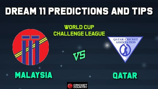 MAL vs QAT Dream11 Team Malaysia vs Qatar, Match 7, World Cup Challenge League – Cricket Prediction Tips For Today's Match MAL vs QAT at Kuala Lumpur