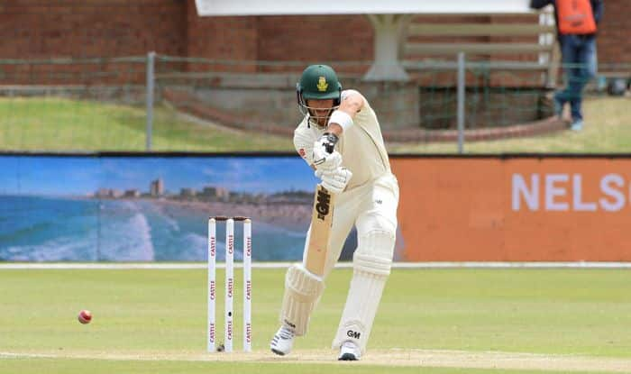 Markram leads South Africa's charge with century on rain-hit day