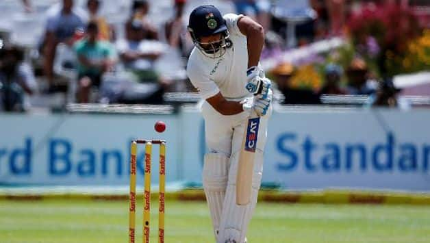 Second-ball duck for Rohit, South-Africa draw with Board President's XI