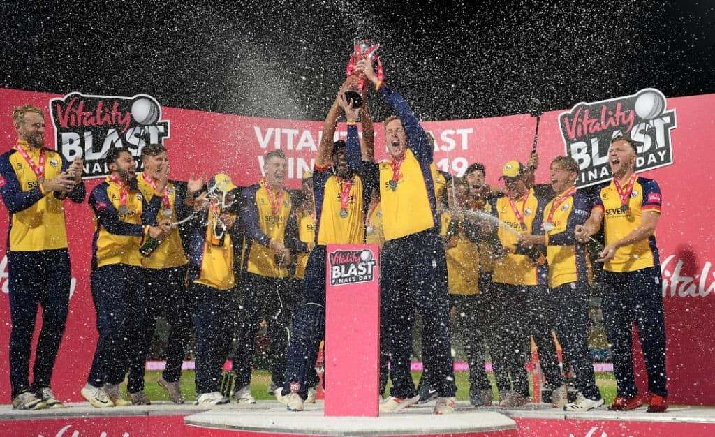 Essex claim maiden T20 Blast title