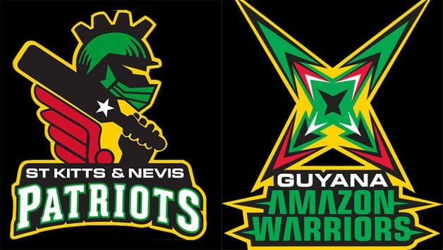Dream11 Team St Kitts and Nevis Patriots vs Guyana Amazon Warriors Match Caribbean Premier League 2019 – Cricket Prediction Tips For Today's T20 Match SKN vs GUY at Guyana