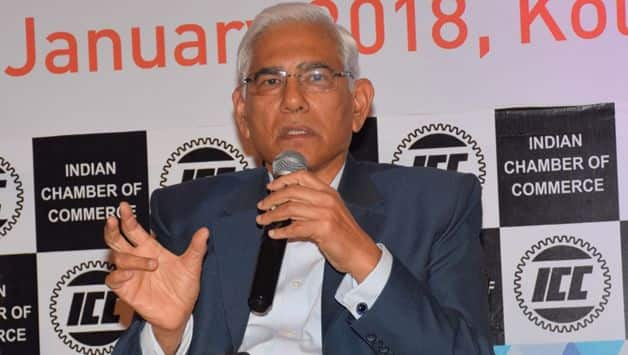 CoA has a difference on the way the conflict of interest has been interpreted: Vinod Rai