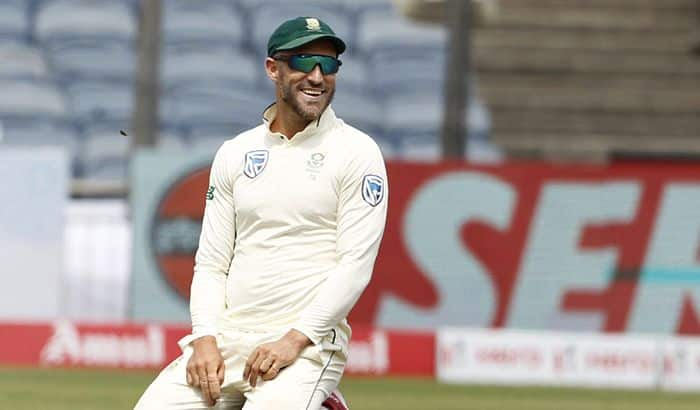 Ranchi Test: We Need to score big in first innings to beat India, say Faf du Plessis
