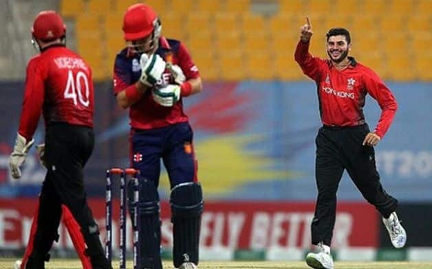 Dream11 Team Hong Kong vs Oman ICC Men's T20 World Cup Qualifiers – Cricket Prediction Tips For Today's T20 Playoff 4 HK vs OMN at Dubai
