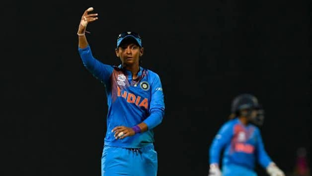 Harmanpreet Kaur becomes first Indian to play 100 T20I matches