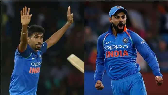 ICC ODI Rankings : कोहली और बुमराह टॉप पर बरकरार, रोहित ने भी लगाई छलांग