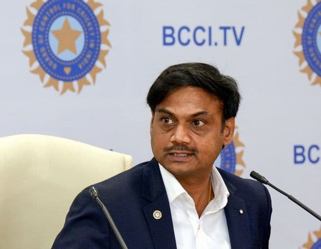MSK Prasad explains Dhoni's absence from India's squad for Bangladesh series