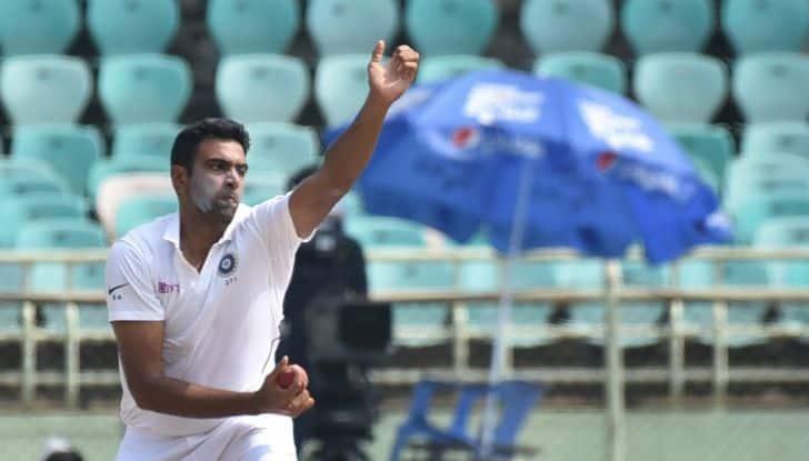 Ravichandran  Ashwin equals Muralitharan's record of fastest to 350 wicket