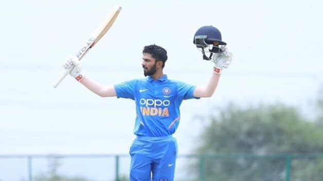 Deodhar Trophy 2019-20: Gaikwad, Aparajith centuries power India B to 108-run win over India A