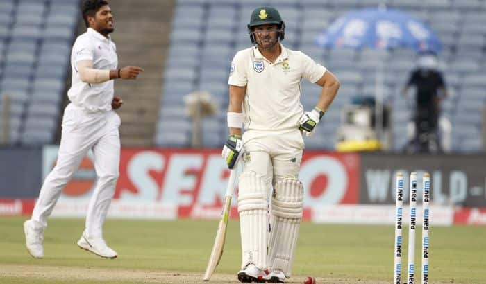 IND vs SA, Pune Test, Day-2 Report: Umesh yadav demolishes South Africa's top order
