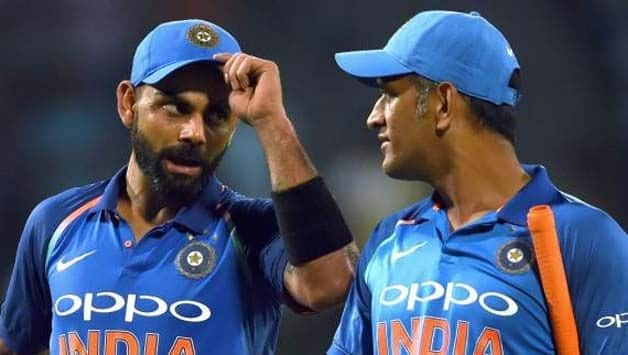 Virat Kohli: I haven't had any conversation with Sourav Ganguly with regards to MS Dhoni