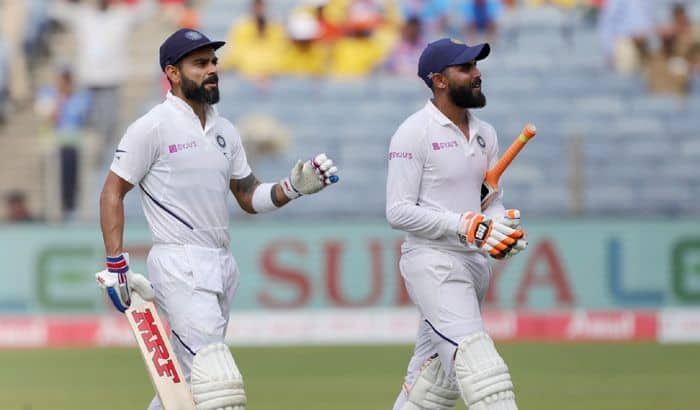 ICC Test Championship: Virat kohli lead Team India top points table with 200 points