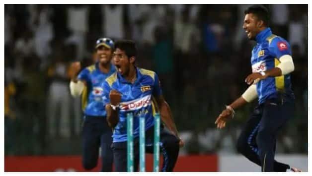 PAK-v -SL-3rd-T20 -Wanindu -Hasaranga-Oshada- Fernando- star- as -Sri Lanka-beat-Pakistan- by-13-runs