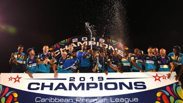 Tridents end Amazon Warriors' unbeaten run to lift CPL 2019 trophy