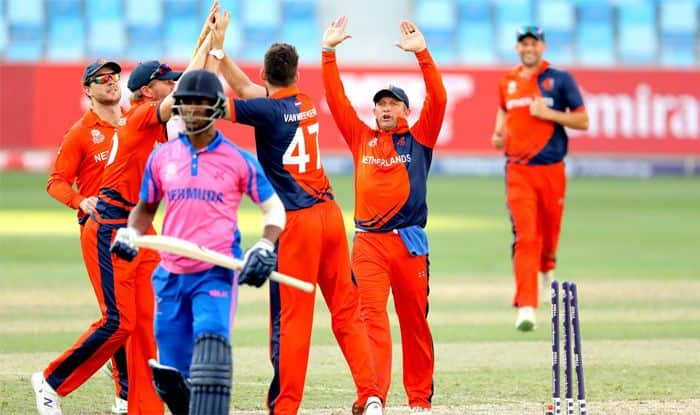 T20 World Cup qualifiers: Netherlands and Ireland secure playoff berths