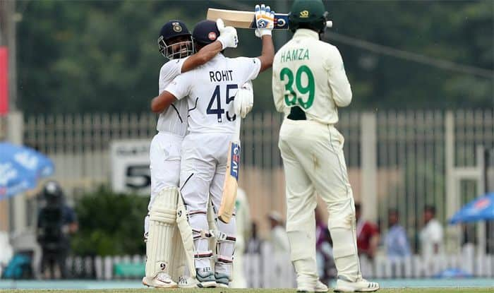3rd Test: Rohit Ton, Rahane fifty help India recover after early stutter