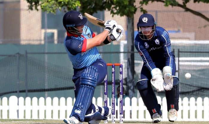 T20 World Cup Qualifiers: Namibia stun Scotland, Netherlands beat Singapore