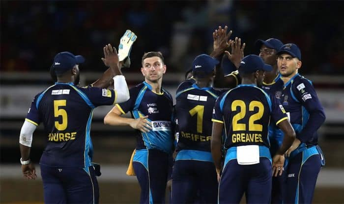 CPL 2019: Tridents jump to 2nd spot with seven-wicket win over TKR