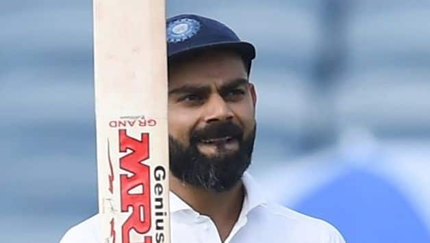 'Setting new benchmarks' – Virat Kohli hailed for record double-century