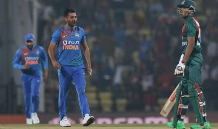 ICC T20I Rankings: Deepak Chahar's high rise; KL Rahul reaches at 8th spot