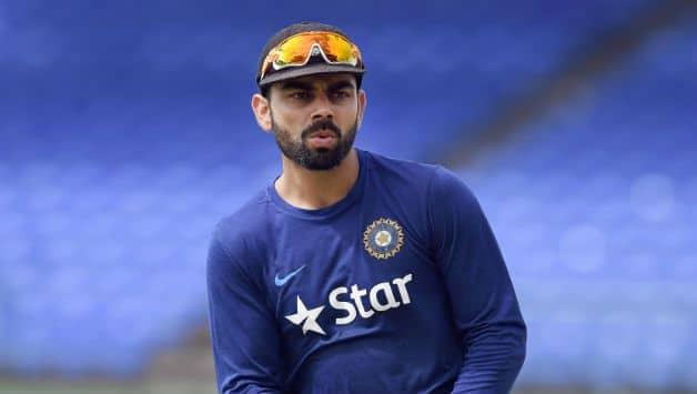 VIDEO : Virat Kohli & Company amazing Batting Practice before Test Series