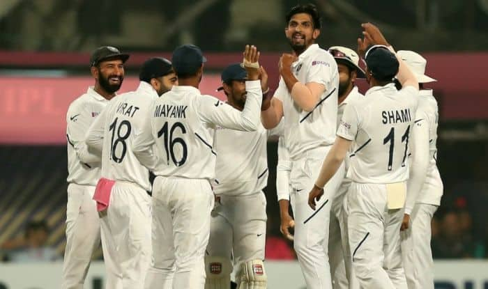 Ind vs ban virat kohlis 27th test century ishant sharmas four wickets push india closer to a big win against bangladesh in day night test match