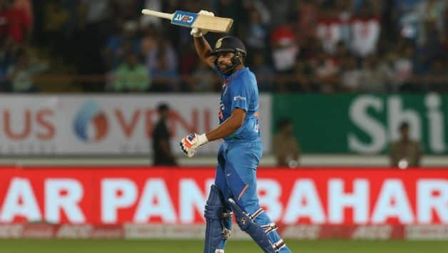 If Rohit Sharma is having a good time, it's really hard to stop him, says Mahmudullah