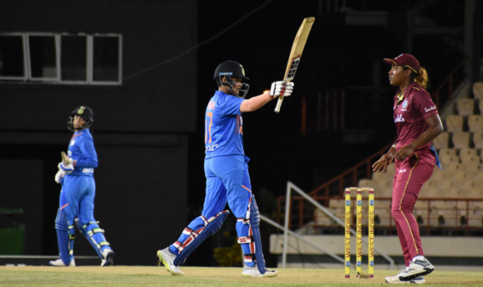 Shefali Verma, Deepti Sharma helped Indian women beat West Indies by 10 wickets