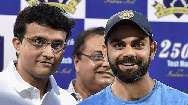 BCCI President Sourav Ganguly reveals how long it took for Virat Kohli to give nod for day-night Test
