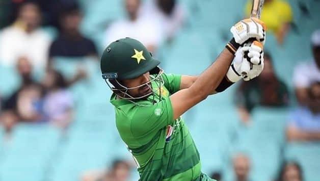 1st T20I: Babar Azam top scores as Pakistan limp to 107