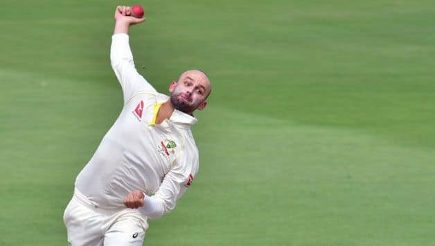 Nathan Lyon signs up for Hampshire